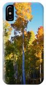 Aspens In Vertical IPhone Case