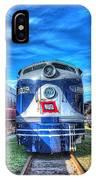 Wabash E8 No 1009 IPhone Case