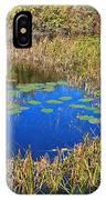 Wachusett Meadows 2 IPhone Case