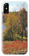 Wachusett Meadows 3 IPhone Case