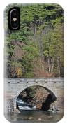 Wachusett Reservoir Spillway 6 IPhone Case