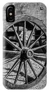 Wagon Wheels Rolling IPhone Case