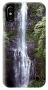 Wailua Falls Maui IPhone Case