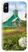 Waimea Church IPhone Case