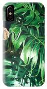 Waipeo Green IPhone Case