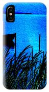 Waking Up Early Morning  IPhone Case