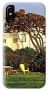 Waldport Beach House IPhone Case