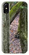 Walk Among The Trees IPhone Case