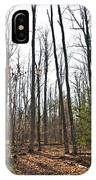 Walk In The Woods2 IPhone Case