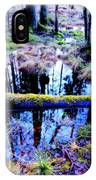 Walk Right Into The Nature's Fairytale With Me  IPhone Case