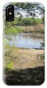 Walk To The Water Side IPhone X Case