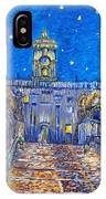 Walk Up The Plaza IPhone Case
