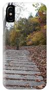 Walk Way To Glory IPhone Case