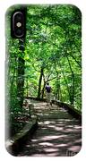 Walking The Path  IPhone Case
