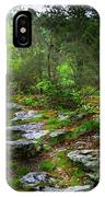 Walking With Light IPhone Case