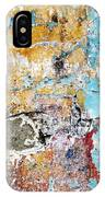 Wall Abstract 124 IPhone Case