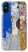 Wall Abstract 142 IPhone Case