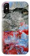 Wall Abstract 16 IPhone Case