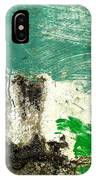 Wall Abstract 166 IPhone Case