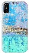 Wall Abstract 26 IPhone Case