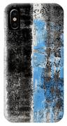 Wall Abstract 34 IPhone Case