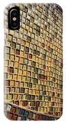 Wall No.22 Color Version IPhone Case