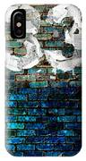 Wall Of Knowlogy Abstract Art IPhone Case