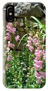 Wall Of Snapdragons IPhone Case