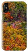 Wall Of Trees IPhone Case