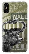 Wall Street IPhone Case