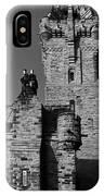 Wallace Monument Monochrome IPhone Case