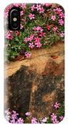 Wallflowers 3 IPhone Case