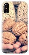 Wallnuts IPhone Case