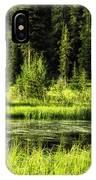 Wallowas - No. 9 IPhone Case