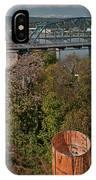 Walnut Street Bridge Chattanooga IPhone Case