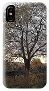 Walnut Tree Series Poster Edges IPhone Case