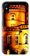 Walpole House At Night IPhone Case