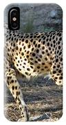 Wandering Cheetah IPhone Case