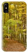 Wandering Trail 6 IPhone Case