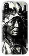Wanduta Lakota Sioux IPhone Case