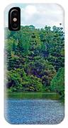 Waoleke Pond Forest IPhone Case