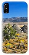 Wards Charcoal Ovens View IPhone Case