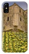 Warkworth Castle In The Sky IPhone Case
