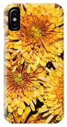 Warm And Sunny Yellows Golds And Oranges IPhone Case