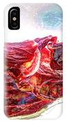 Warped Dried Tomatoes IPhone Case