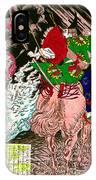 Warrior Tada No Manchu 1880 IPhone Case