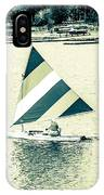 Wascana-20 IPhone Case
