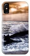 Washed Out To Sea - Outer Banks IPhone Case