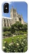 Washington Cathedral 3 IPhone Case