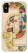 Washington Nationals Logo Art IPhone Case